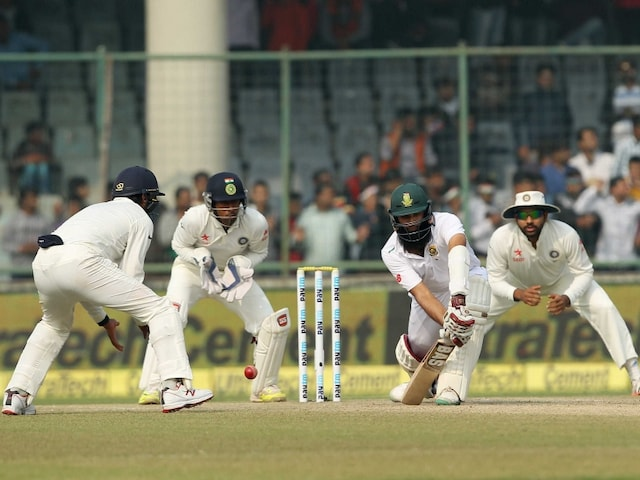 India vs South Africa: Nobody Wants to Block Everything, Hashim Amla Defends Strategy