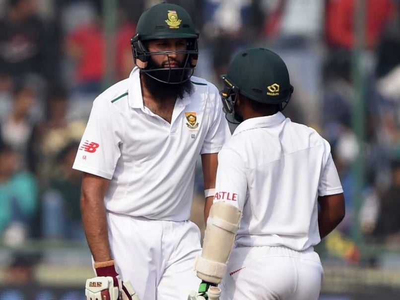 Temba Bavuma Feels Hashim Amla Has Set Benchmark on Survival for South Africa