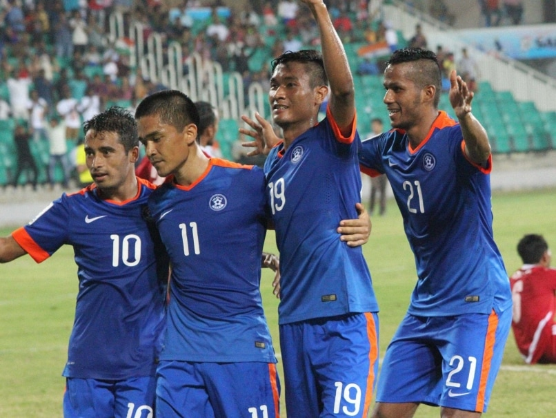 India Rise to 163rd Spot in FIFA Rankings After SAFF Cup Triumph