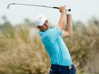 Jordan Spieth Seizes Share of World Challenge Lead