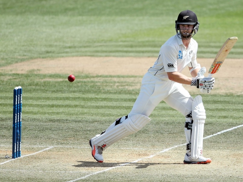 Kane Williamson Finds Form in New Zealands Warm-up Match Against Mumbai
