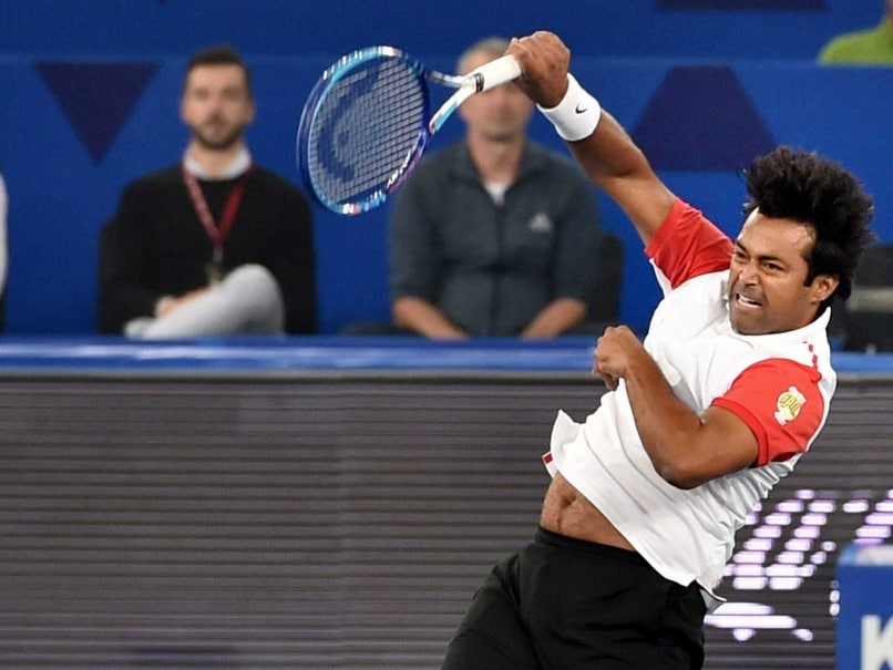Leander Paes-Jeremy Chardy Enter Semi-Finals of Delray Beach Open