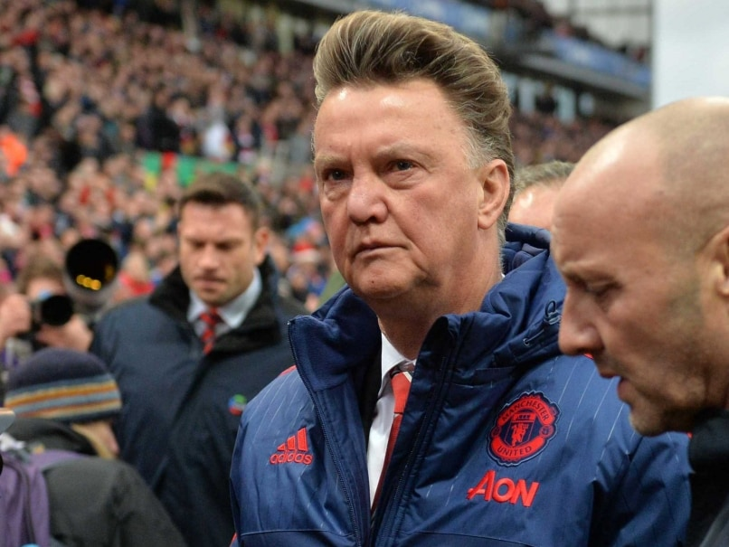 Manchester United Manager Louis van Gaal Seeks Turnaround