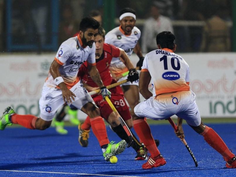 Manpreet Singh Dharamvir Hockey