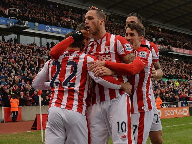 Marko Arnautovic Brace Helps Stoke City Outclass Manchester City F.C.