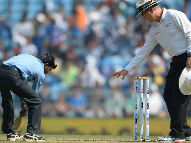 Board of Control for Cricket in India Feels Nothing Wrong in Nagpur Pitch: Reports