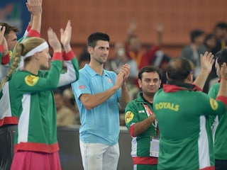 Novak Djokovic Pulls Out of International Premier Tennis League