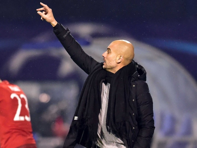 UEFA Champions League: Pep Guardiola Celebrates 100th Win as Bayern Munich Romp Past Dinamo Zagreb