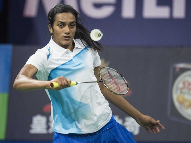 PV Sindhu, HS Prannoy Lose at China Masters, Indias Campaign Ends