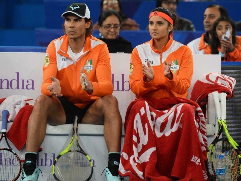 Indian Premier Tennis League: Rafael Nadal Helps Indian Aces Thrash