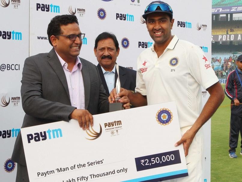 Ravichandran Ashwin is My Cricketer of The Year: Sunil Gavaskar