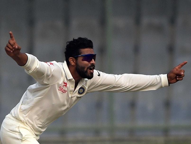 Image result for India vs Australia: Ravindra Jadeja