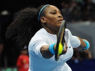 French Open: Serena Williams on Collision Course With Francesca Schiavone