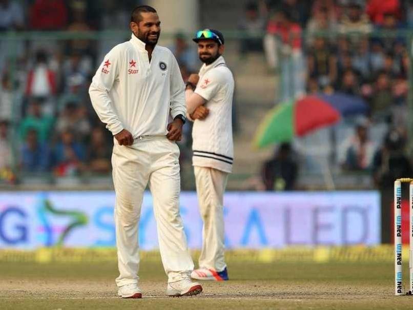 Shikhar Dhawan Has Faulty Bowling Action, Says International Cricket Council