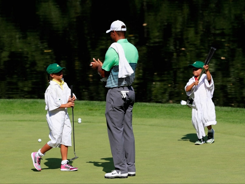 Tiger Woods Tells His Kids: Daddy Made Some Mistakes