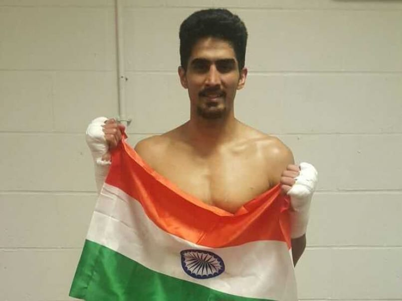 Vijender Singh to Fight For WBO Asia Title in India
