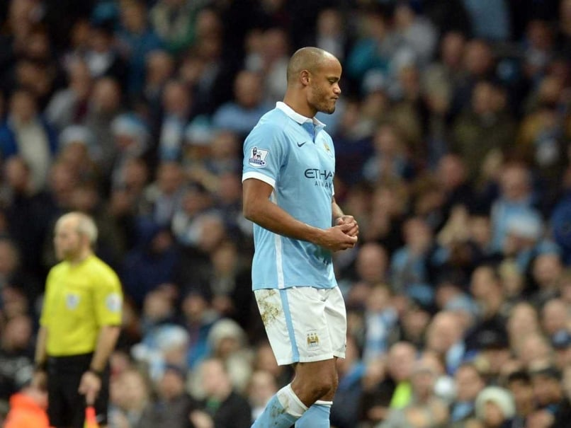 Manchester City Captain Vincent Kompany Vows to Overcome Injuries