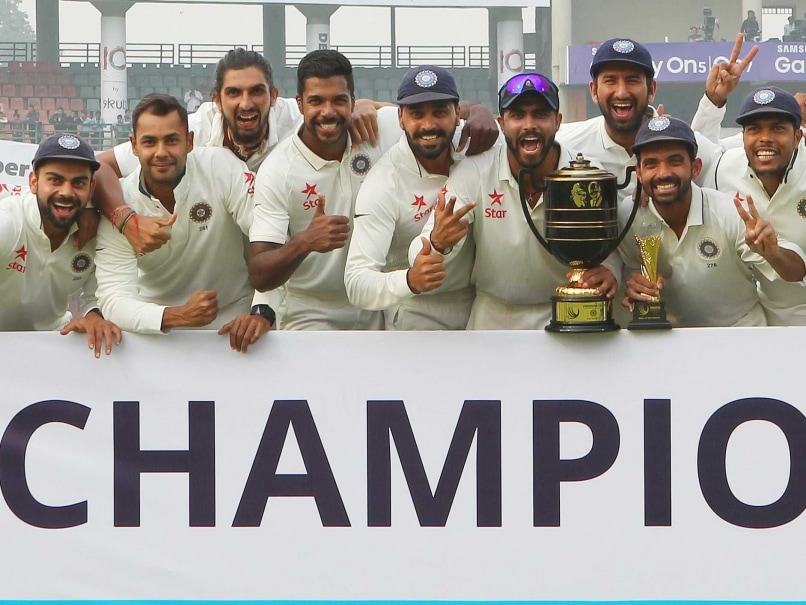 Board of Control for Cricket in India Announces Rs 2 Crore for Team India After 3-0 Win vs South Africa