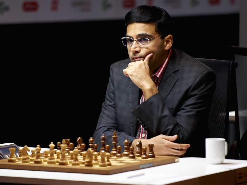 Viswanathan Anand Dismisses Retirement Reports, Aims To Qualify For 2018 Candidates