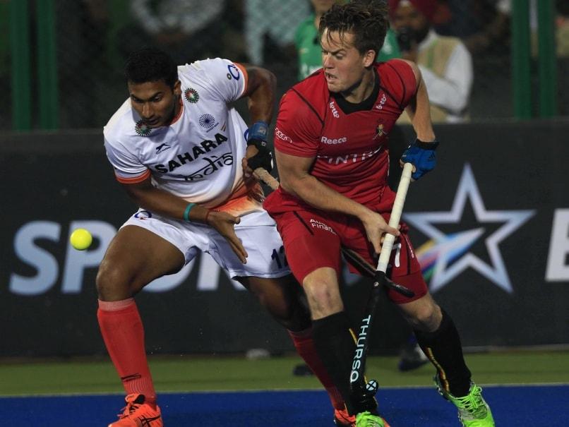 FIH Hockey World League: India Suffer Heartbreak, Lose to Belgium in Semis