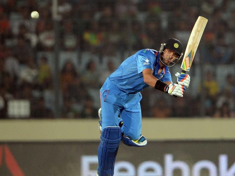 Yuvraj Singh's Blazing Fifty Upstaged by Sanju Samson's Blitz in Syed Mushtaq Ali Twenty20