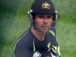 World Cup: Aussies to Test new Helmet After Phil Hughes Tragedy