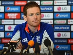ICC World Cup: Mark Ramprakash, Brendon McCullum Back 'Tough Bloke' Eoin Morgan to Recover