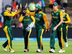 Cricket World Cup: New Zealand, South Africa Rule Out Sledging