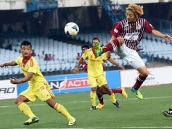 Yusa Katsumi Strike Keeps Mohun Bagan Three Points Clear at Top