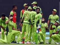 Timeline on Pakistan World Cup Turmoil