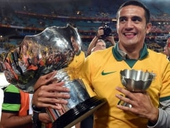 Australian Football Star Tim Cahill Joins Shanghai Shenhua