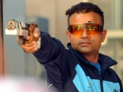 World Cup Shooting: Gurpreet Fifth in Rapid Fire Pistol Final, Vijay Kumar Disappoints