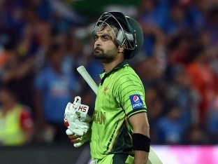 Ahmed Shehzad Says he Left National T20 Championship Because of Back Strain