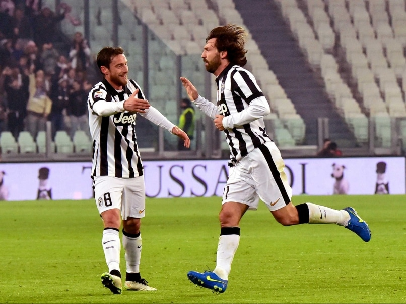 Andre Pirlo Wonder Goal Lifts Juventus 10 Points Clear in Serie A