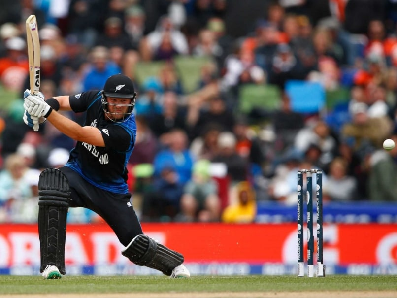 Corey Anderson Recalled in New Zealand