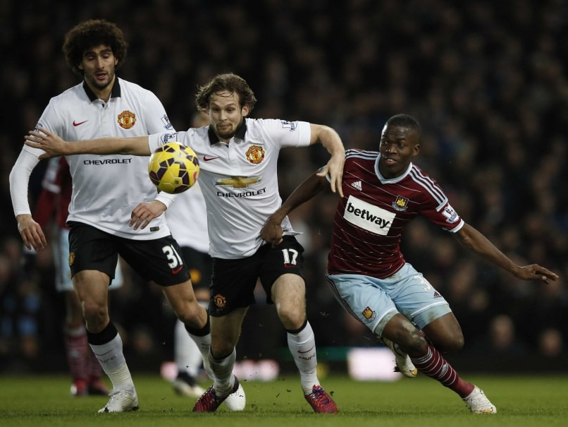 d2c772344 Daley Blind Saves Manchester United F.C. vs West Ham United ...