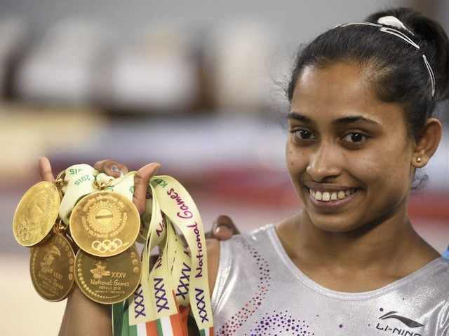 Dipa Karmakar to Get TOPS Assistance After Qualifying For 2016 Rio Olympics Gymnastics