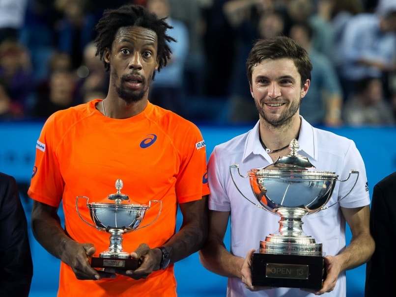 Gilles Simon Beats Gael Monfils in Marseille Final for 12th Career Title