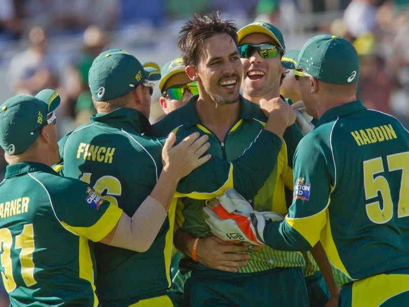 Eoin Morgan Plays Down Mitchell Johnson Factor After Tri-Series Defeat