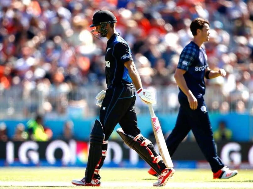 ICC Cricket World Cup: Brendon McCullum Demands New Zealand Improvement - World Cup 2015 News