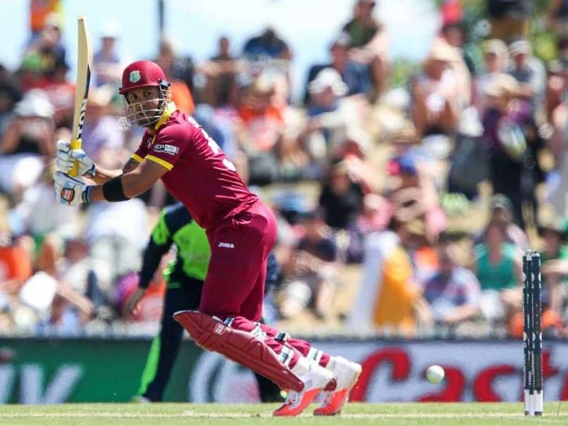 India vs West Indies, World T20: Lendl Simmons To Replace Andre Fletcher