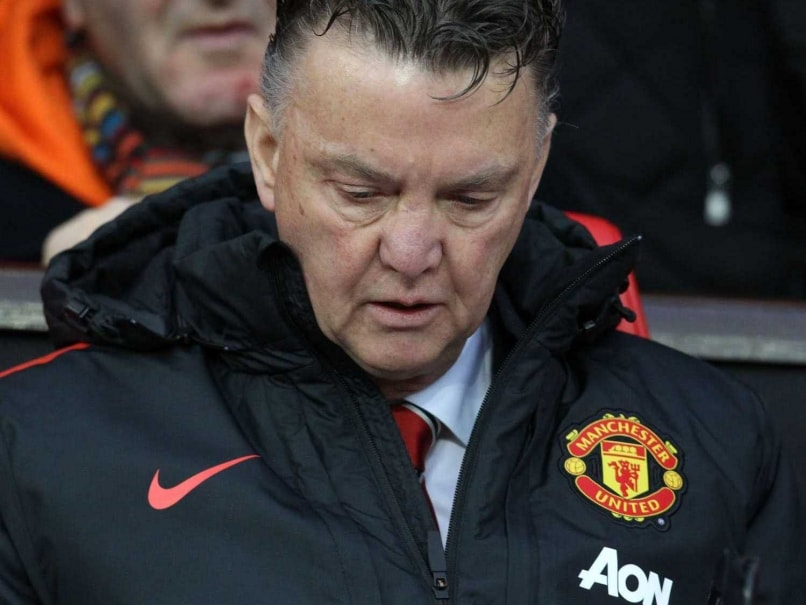 Manchester United F.C. Miserable Under Louis Van Gaal
