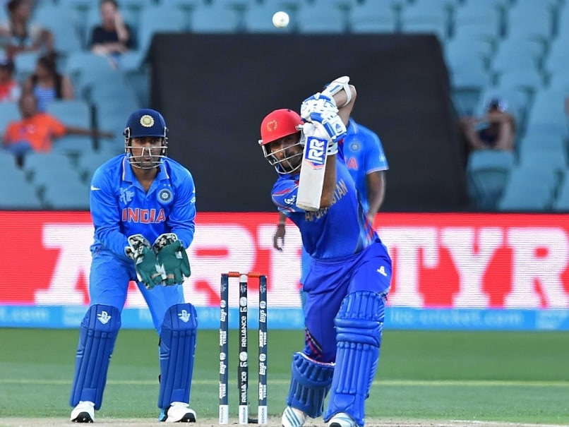 India vs Afghanistan, World Cup 2015, Warm-up: India thump Afghanistan by ...