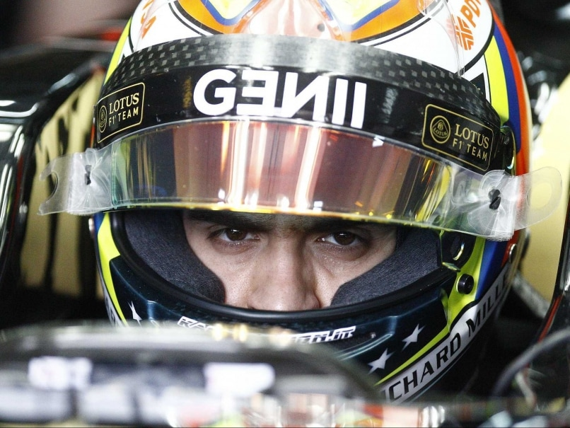 Lotus Extend Pastor Maldonado Deal for 2016