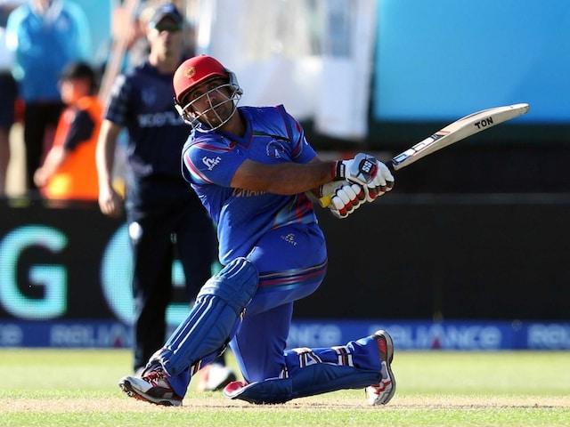 World Cup: 2015: I Did My Job, Says Afghan Match-Winner Samiullah Shenwari