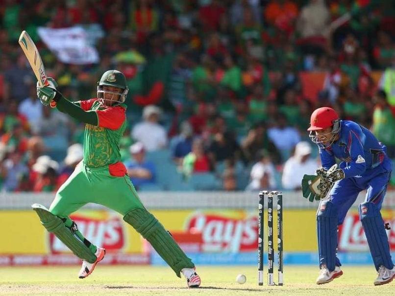 ICC World Cup: Shakib Al Hasan First Bangladesh Batsman to Cross 4000 ODI Runs