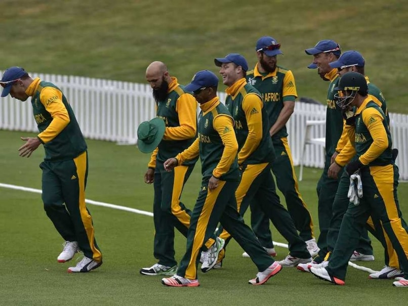South Africa Team in World Cup 2015 Semis was Changed to Fill Race Quota: High Performance Coach Mike Horn