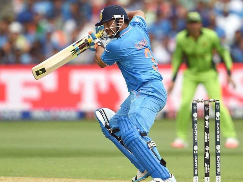 World Cup: Suresh Raina Hammers Pakistan After Kohli, Dhawan Fireworks