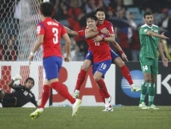 South Korea Storm Past Iraq Into Asian Cup Final