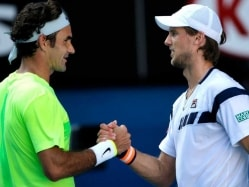 Special Moment, Says Andreas Seppi; Just a Bad Day, Laments Roger Federer